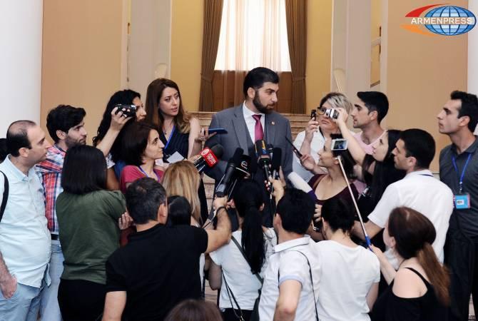 Давид Санасарян представил подробности текущих проверок Госнадзора