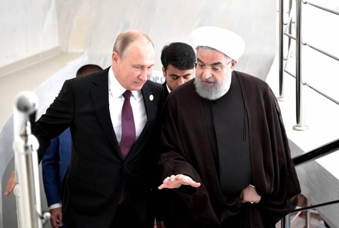 СМИ: Россия поможет Ирану обойти американские санкции