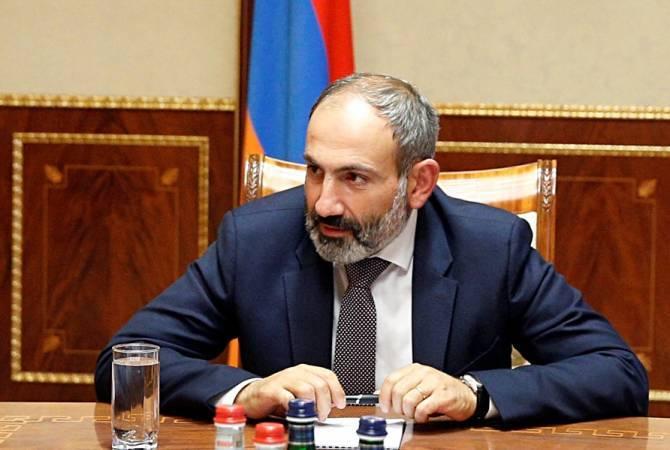 Никол Пашинян ушел с отставку