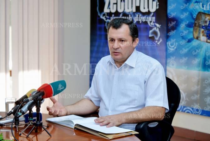 К 2800-летию Еревана вышел в свет трехъязычный альбом «Царство Арарат-Урарту»