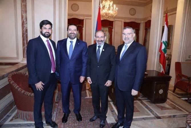 Эта  встреча навсегда останется в  моей памяти — Вараг Сисерян опубликовал фото с ливанской  встречи