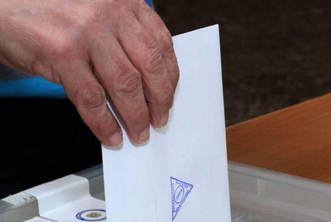 В 9 областях Армении проводятся выборы  в  ОМС