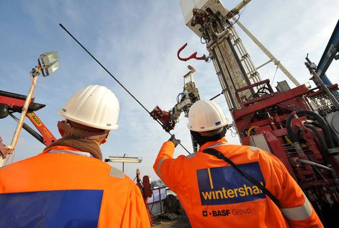 Wintershall остановила работу на иранских проектах из-за санкций