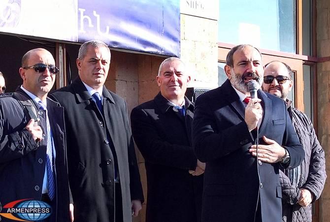 Вопросы уборки мусора в Армении должны решаться при совместной ответственности правительства и граждан: Никол Пашинян