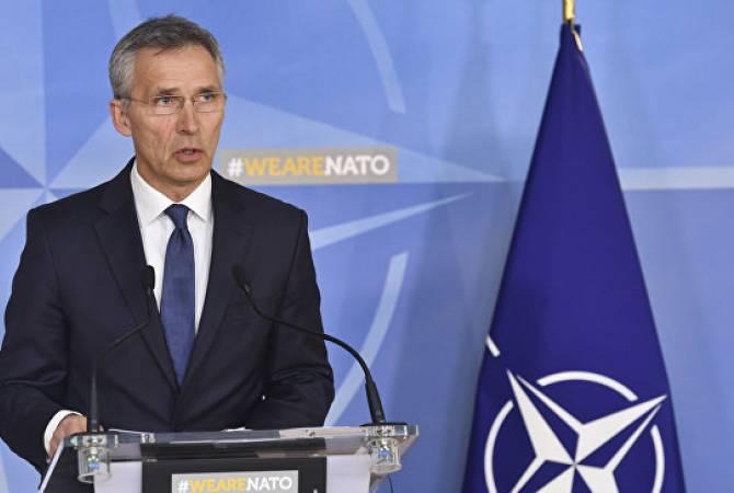 Столтенберг заявил, что ЕС не должен соревноваться с НАТО и дублировать функции альянса