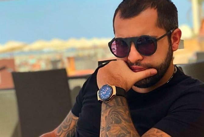 Племянник Сержа Саргсяна помещен в камеру предварительного заключения и дожидается решения суда о выдаче на родину