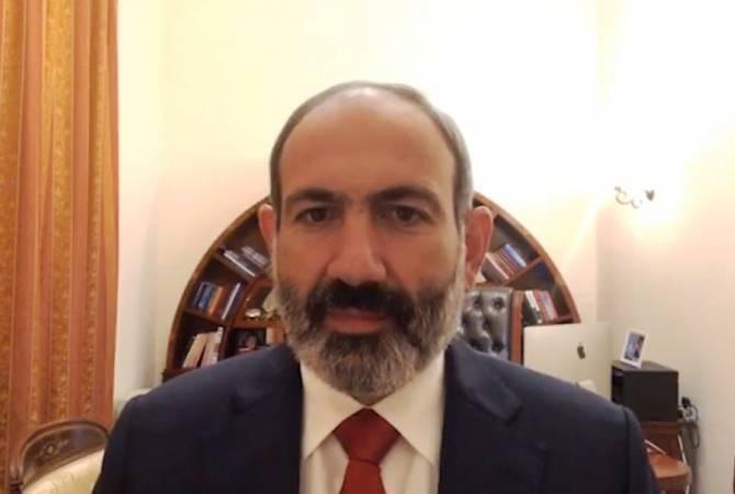 Блок «Мой шаг» начинает выполнение предвыборных обещаний: Пашинян поздравил прошедшие в парламент политические силы