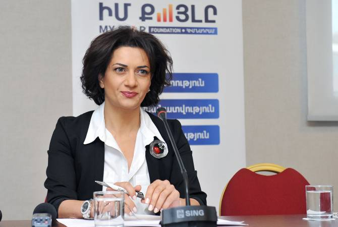Анна Акопян отправится с рабочим визитом в Швейцарию