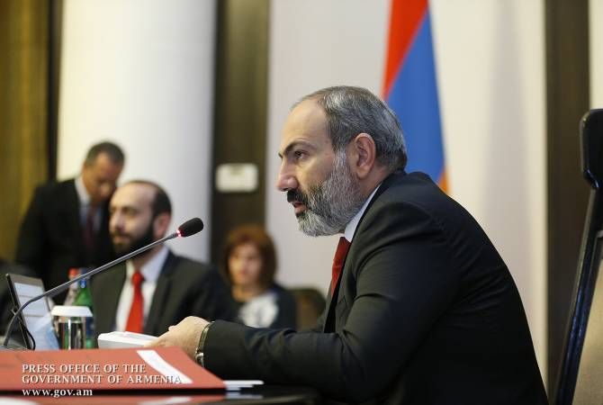 Pashinyan delivers hardline stance regarding optimization of bureaucratic issues