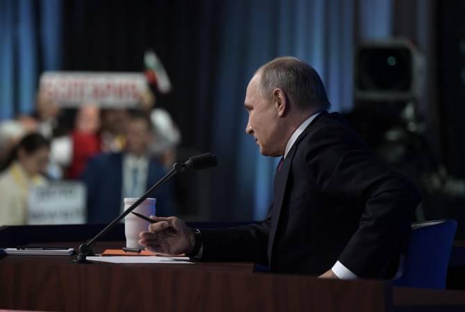 Путин: Россия и Турция находят компромиссы по урегулированию сирийского кризиса