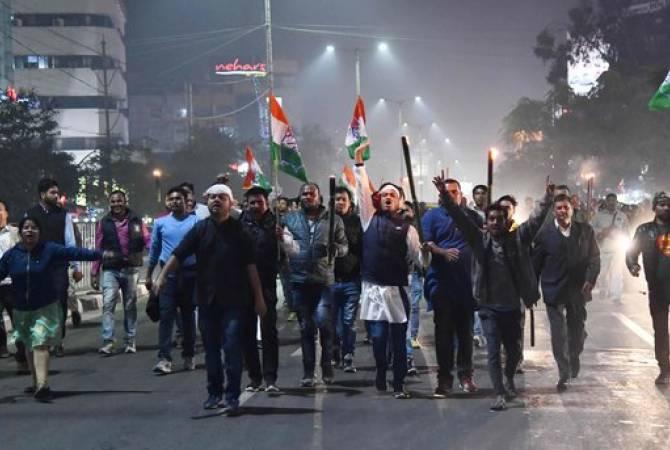 СМИ: около 200 млн человек принимают участие в общенациональной забастовке в Индии