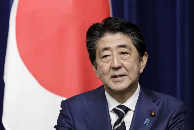 Премьер-министр Японии поздравил Никола Пашиняна