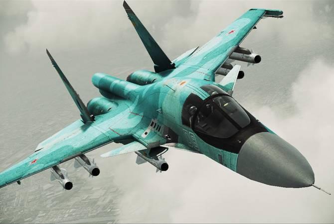 Два российских военных самолета столкнулись на Дальнем Востоке