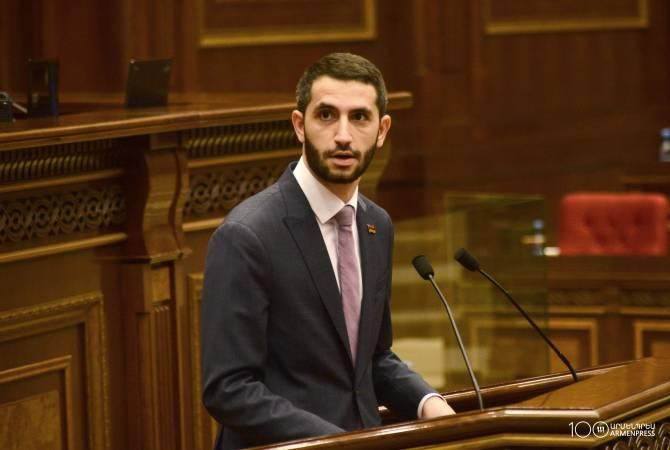 Делегацию Армении в ПАСЕ возглавит Рубен Рубинян