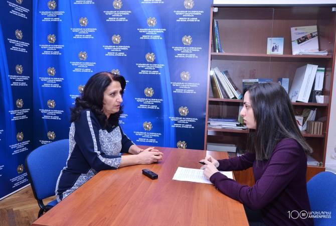 В Армении устанавливается минимальный размер трудовой пенсии - 25 500 драмов