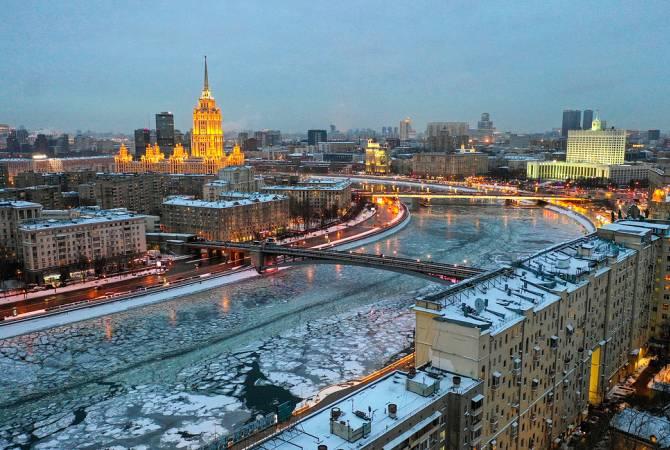 Ночь на 23 января стала самой холодной в Москве за 127 лет