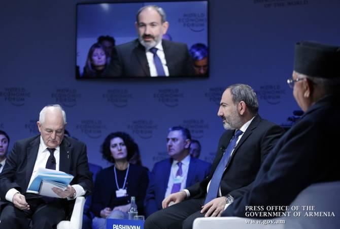 Пашинян считает главным вызовом правительства экономическое укрепление демократии