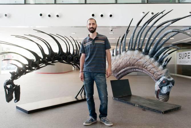В Аргентине обнаружили останки нового вида динозавра