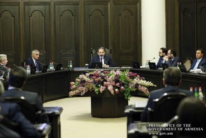 Программа правительства Армении соответствует нашим концептуальным представлениям: Никол Пашинян
