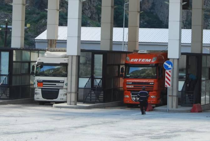 Дорога Степанцминда-Ларс открыта для всех видов транспорта