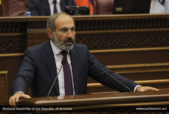 Helping every citizen to believe in own strengths is personal responsibility, says Nikol Pashinyan