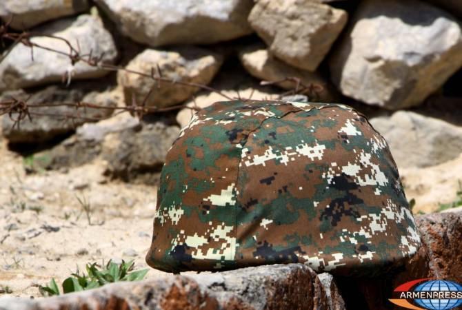 В Арцахе скончался военнослужащий: у него была острая почечная недостаточность