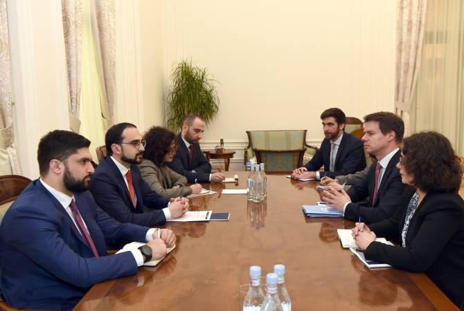 Значительно возрос интерес французских компаний к Армении