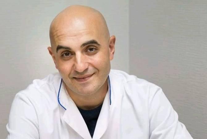 Изменена мера пресечения в отношении пластического хирурга Геворга Степаняна, который содержался в Бутырке