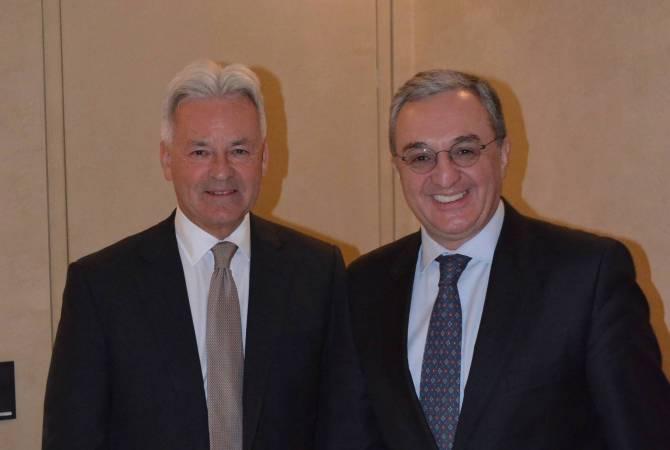 Армения и Соединенное Королевство готовы обогатить повестку двусторонних отношений