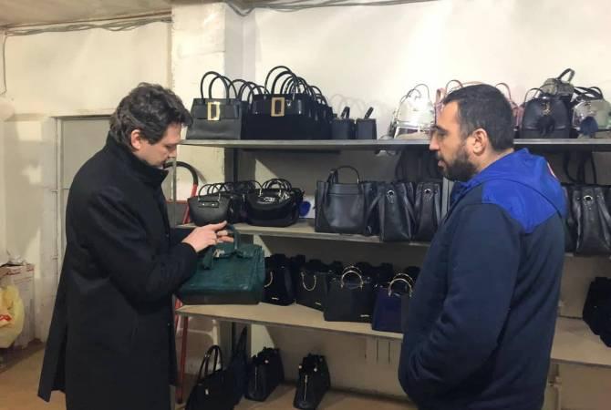 Армянские компании будут экспортировать кожаные изделия в страны ЕС, Азии и РФ