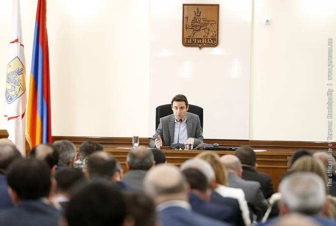 В результате организации процесса закупок в Ереване сэкономлено почти 760 млн. драмов