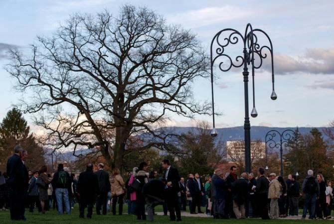 Верховный суд Швейцарии отклонил жалобы некоторых граждан Женевы на памятник жертвам Геноцида армян