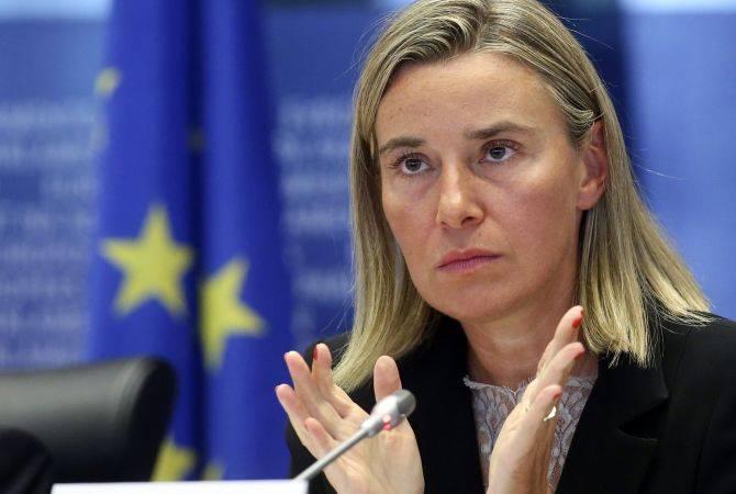 Могерини заявила, что ЕС может ввести новые санкции против Венесуэлы