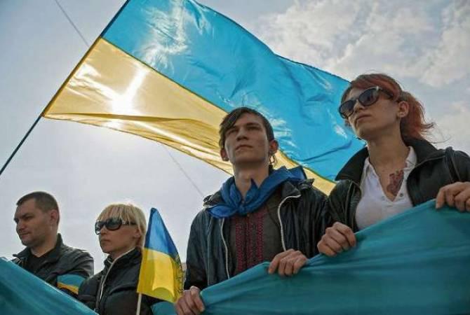 Население Украины за год сократилось на 233 тыс.