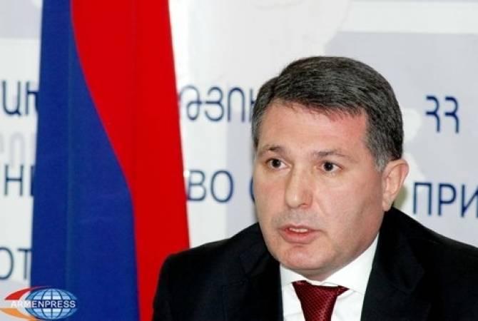 Арам Арутюнян законным путем государственную границу Армении не пересекал — Ванецян
