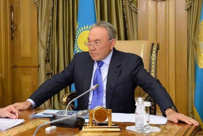 Президент Казахстана заявил, что правительство республики должно уйти в отставку