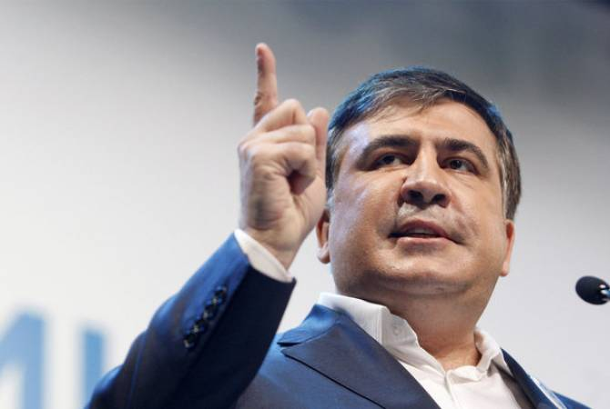 Парламент Грузии отказался объявлять режим Саакашвили преступным
