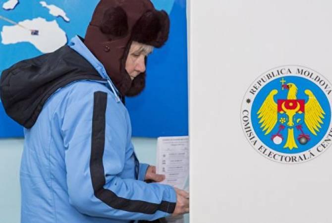 На выборах в Молдавии после обработки 95% протоколов лидируют социалисты