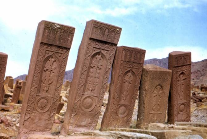 The Guardian names demolishment of Armenian cross-stones in Azerbaijan 'cultural genocide'