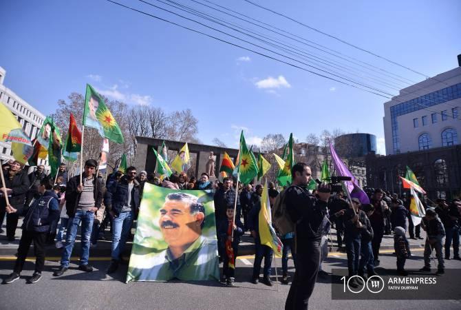 Курдская община Армении требует у Турции освободить Абдуллу Оджалана