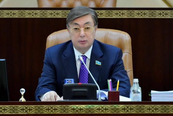 Врио президента Казахстана ранее занимал должность заместителя генерального секретаря ООН