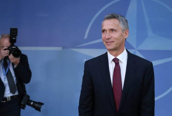 Генсек НАТО прибудет в Грузию 25 марта