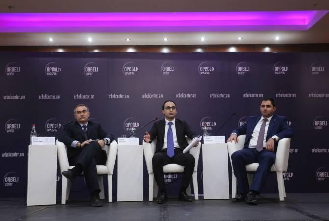 Тигран Авинян принял участие в конференции «Армения накануне изменений»
