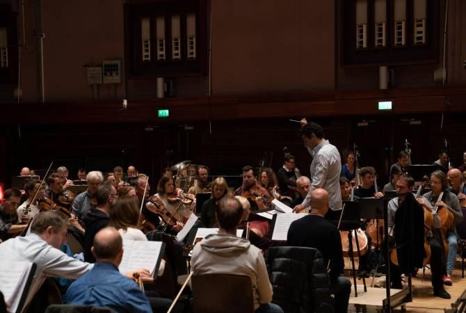 Сергей Смбатян и Лондонский симфонический оркестр сделают совместные записи