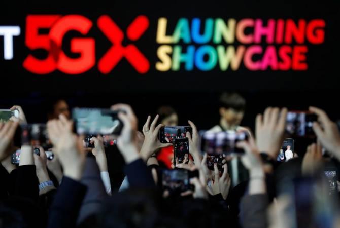 Южная Корея первой в мире начала коммерческое использование мобильной сети 5G