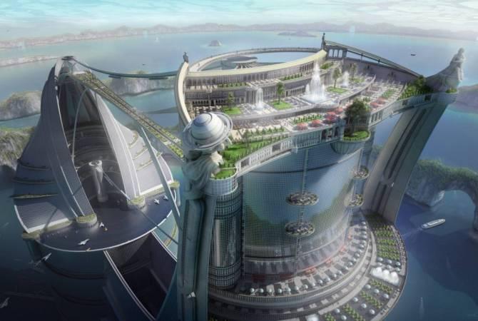ООН призвала к строительству плавающих городов