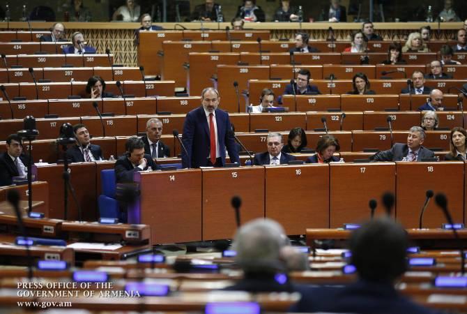 Никол Пашинян считает, что европейские партнеры понимают важность сохранения нормальных отношений с Ираном