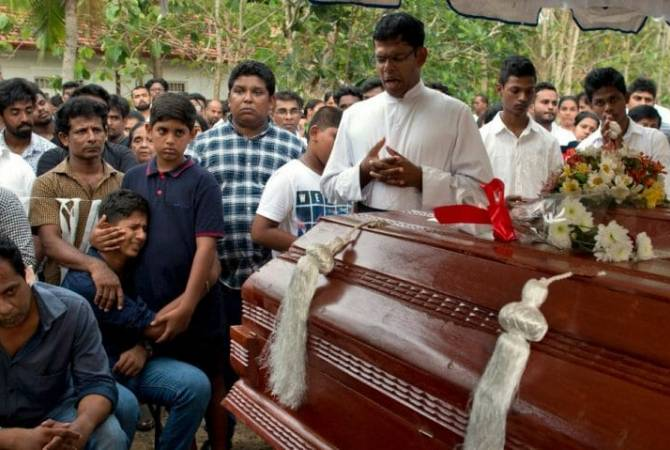 ЮНИСЕФ сообщил о гибели 45 детей в результате терактов на Шри-Ланке