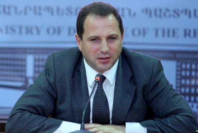Армения намерена и впредь вносить свой посильный вклад в санкционированные ООН миротворческие начинания: Давид Тоноян