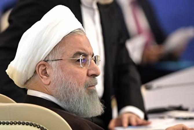 Роухани предупредил США о продолжении экспорта иранской нефти